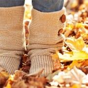 Sock Boots für breite Füße