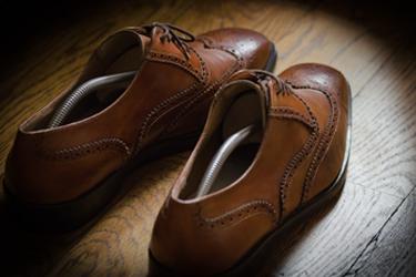 Weite Business Schuhe für Herren