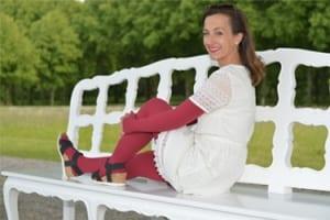 Festen Sitz: Kompressionsbekleidung an Armen und Beinen
