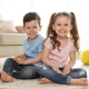 Kinderschuhe für breite Füße