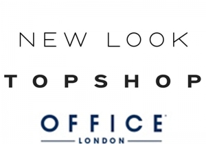 New Look, Topshop, Office London