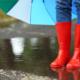 Gummistiefel für breite Füße