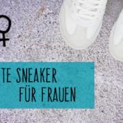 Weite Frauen Sneaker