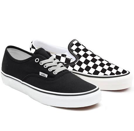Weite Vans für breite Füße